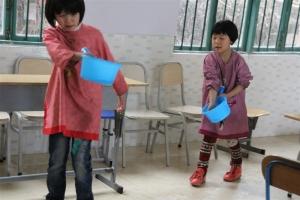 智力障碍儿童的故事