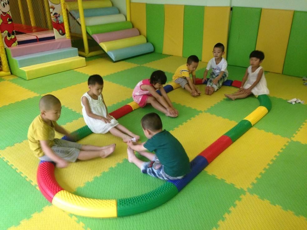 特殊儿童感统训练