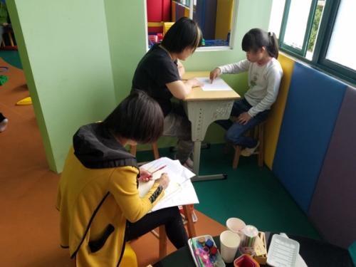 特殊儿童生活自理训练