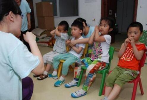 儿童智力障碍训练