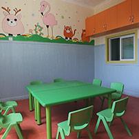 儿童部教室